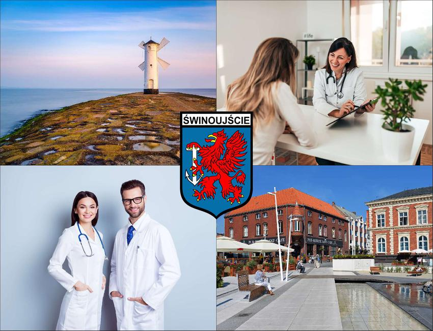 Świnoujście - cennik prywatnych wizyt u laryngologa - sprawdź lokalne ceny w poradniach