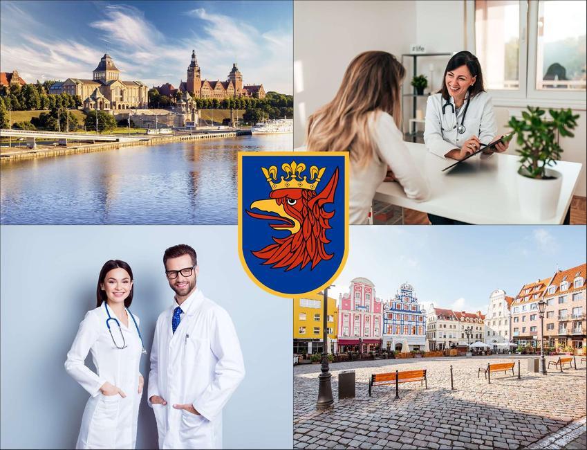 Szczecin - cennik prywatnych wizyt u laryngologa - sprawdź lokalne ceny w poradniach