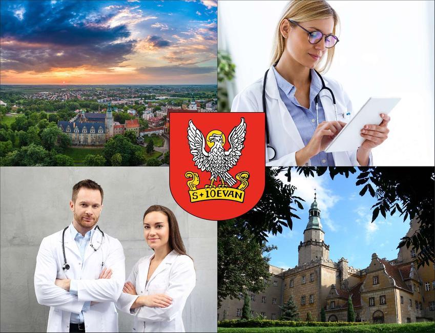 Oleśnica - cennik wizyt u kardiologa dziecięcego - sprawdź lokalne ceny