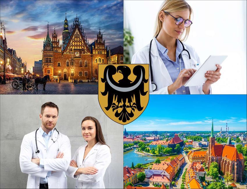 Wrocław - cennik wizyt u kardiologa dziecięcego - sprawdź lokalne ceny