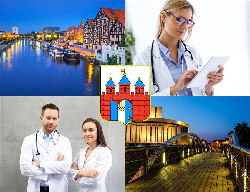 Bydgoszcz - cennik wizyt u kardiologa dziecięcego - sprawdź lokalne ceny