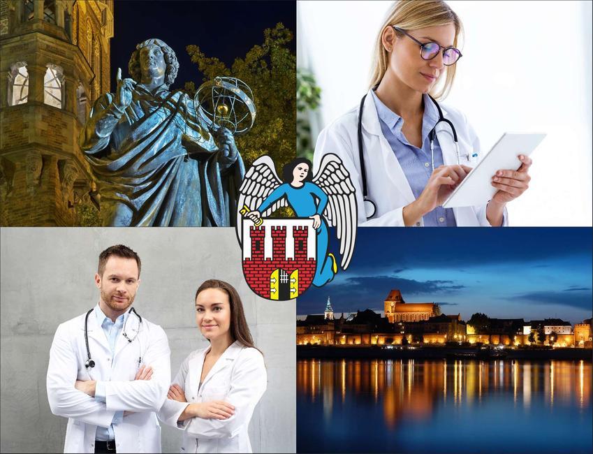 Toruń - cennik wizyt u kardiologa dziecięcego - sprawdź lokalne ceny