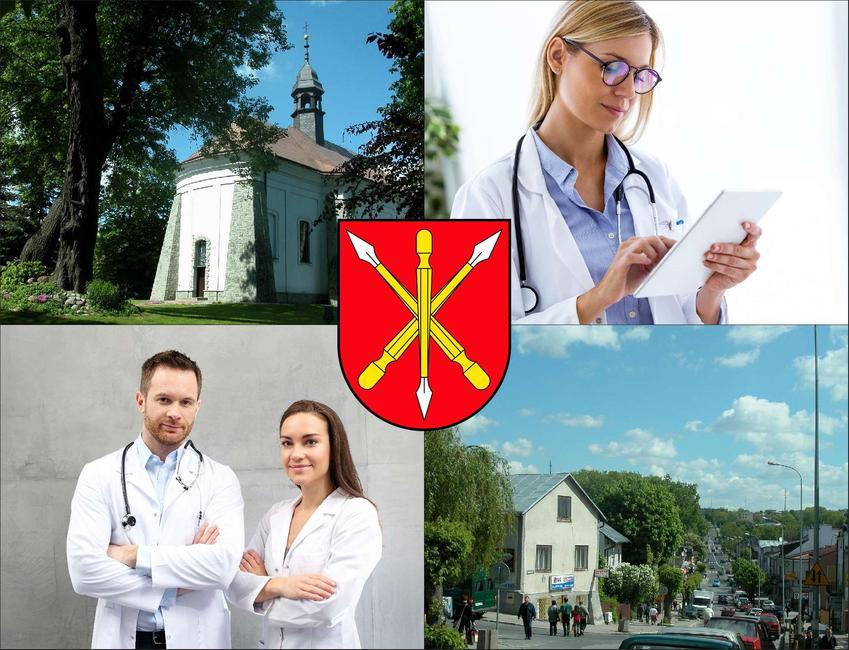 Kraśnik - cennik wizyt u kardiologa dziecięcego - sprawdź lokalne ceny