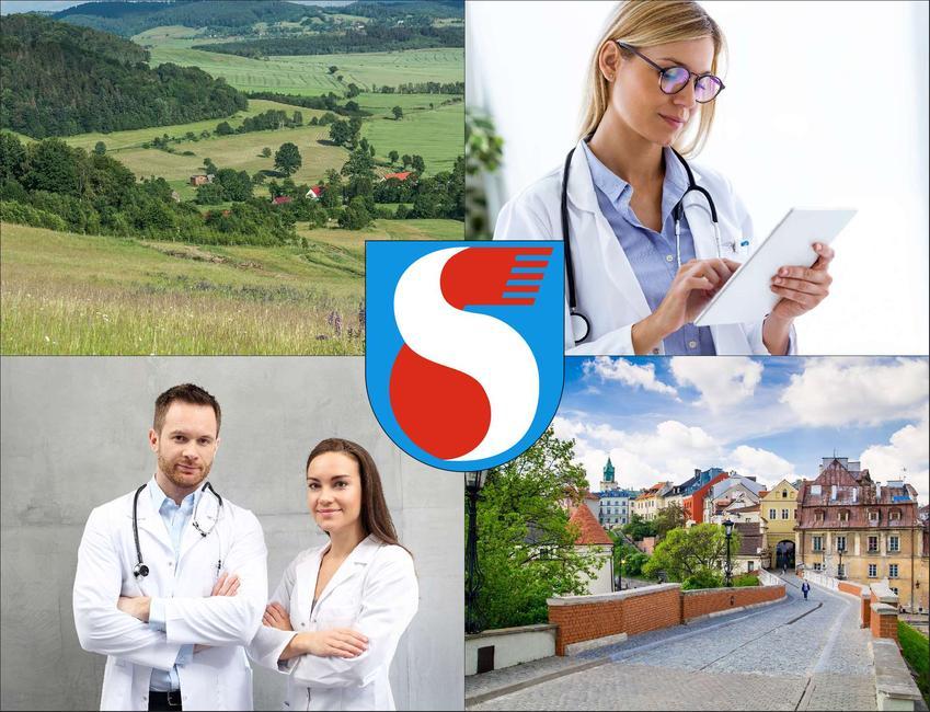 Świdnik - cennik wizyt u kardiologa dziecięcego - sprawdź lokalne ceny