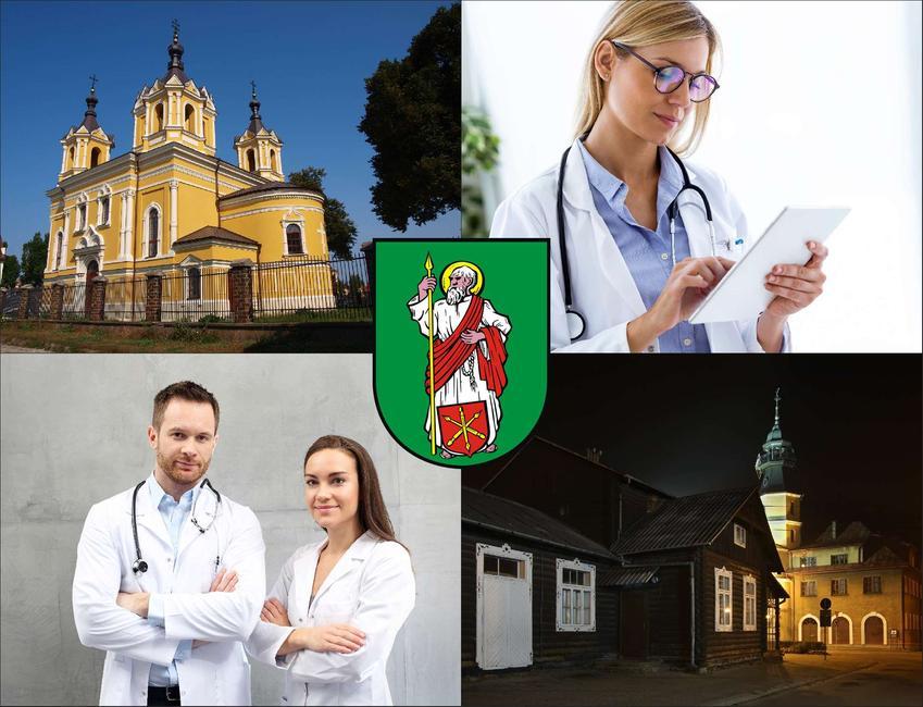Tomaszów Lubelski - cennik wizyt u kardiologa dziecięcego - sprawdź lokalne ceny