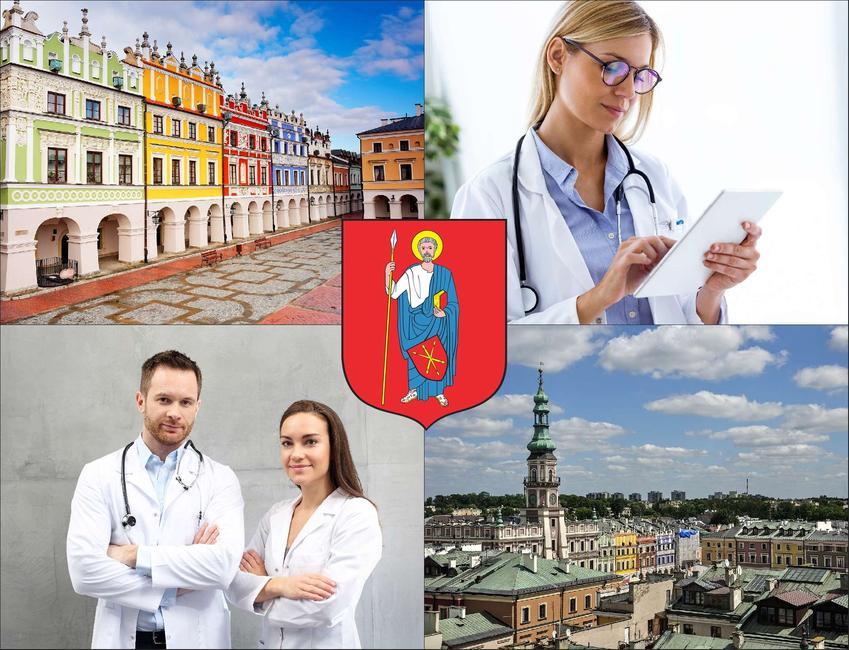 Zamość - cennik wizyt u kardiologa dziecięcego - sprawdź lokalne ceny