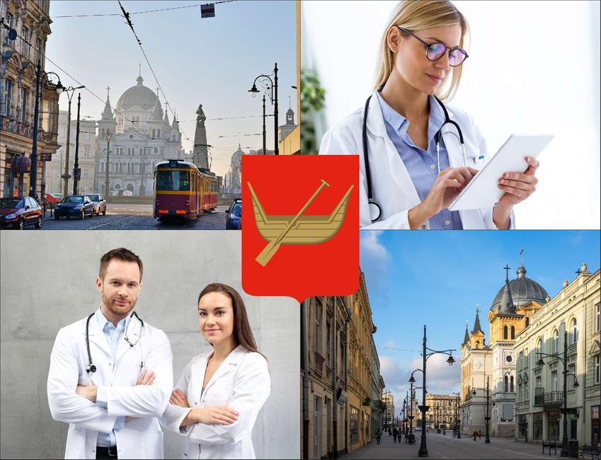 Łódź - cennik wizyt u kardiologa dziecięcego - sprawdź lokalne ceny