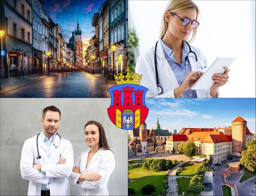 Kraków - cennik wizyt u kardiologa dziecięcego - sprawdź lokalne ceny