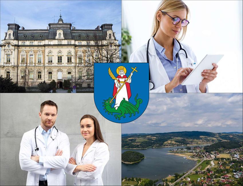 Nowy Sącz - cennik wizyt u kardiologa dziecięcego - sprawdź lokalne ceny
