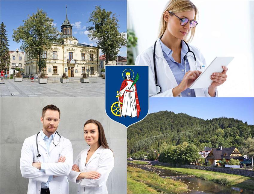 Nowy Targ - cennik wizyt u kardiologa dziecięcego - sprawdź lokalne ceny