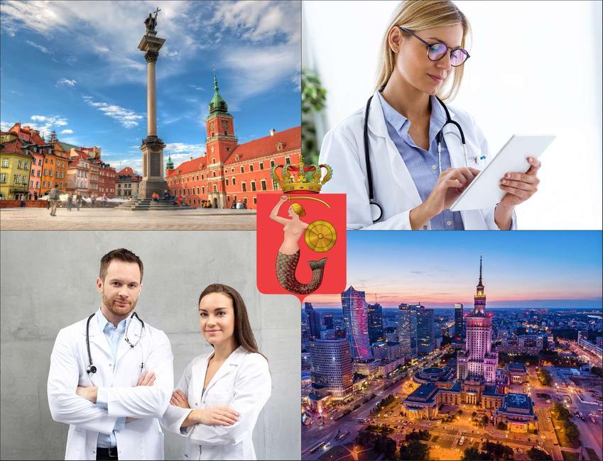 Warszawa - cennik wizyt u kardiologa dziecięcego - sprawdź lokalne ceny