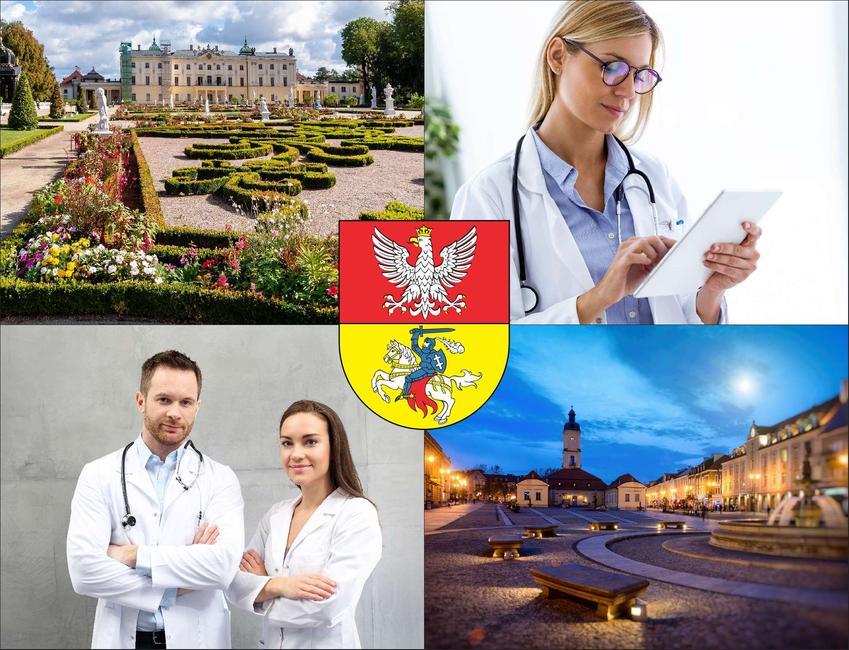Białystok - cennik wizyt u kardiologa dziecięcego - sprawdź lokalne ceny