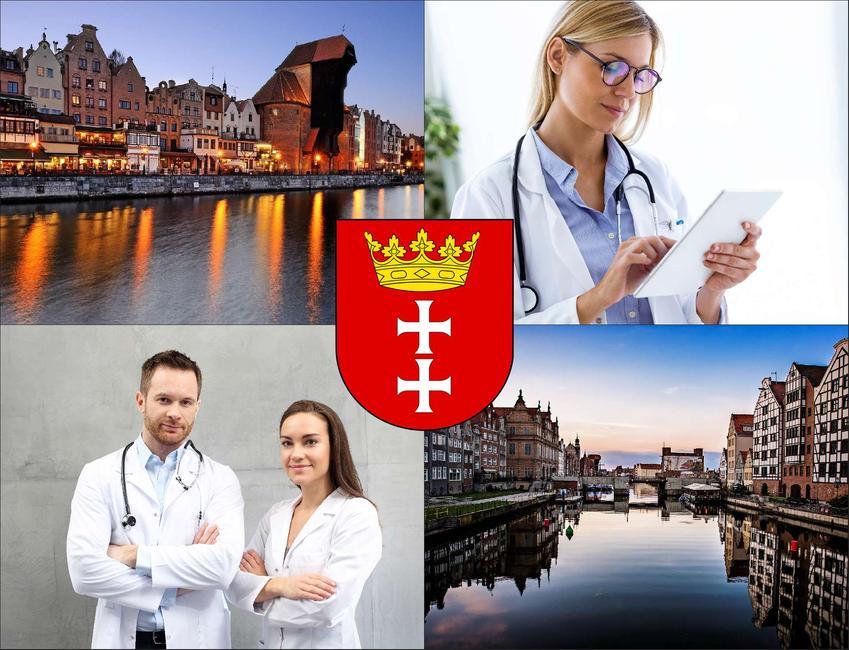 Gdańsk - cennik wizyt u kardiologa dziecięcego - sprawdź lokalne ceny