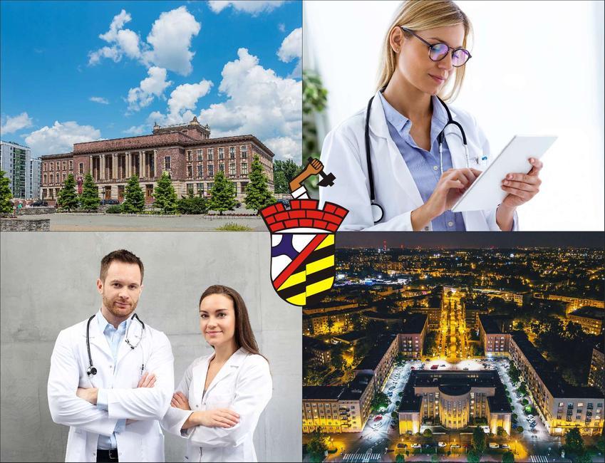 Sosnowiec - cennik wizyt u kardiologa dziecięcego - sprawdź lokalne ceny
