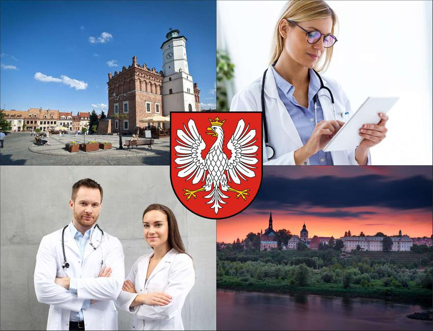 Sandomierz - cennik wizyt u kardiologa dziecięcego - sprawdź lokalne ceny