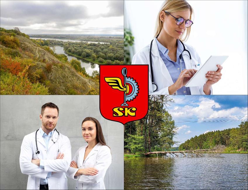 Skarżysko-Kamienna - cennik wizyt u kardiologa dziecięcego - sprawdź lokalne ceny