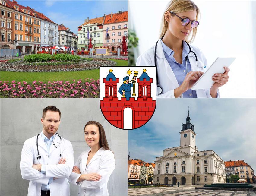 Kalisz - cennik wizyt u kardiologa dziecięcego - sprawdź lokalne ceny