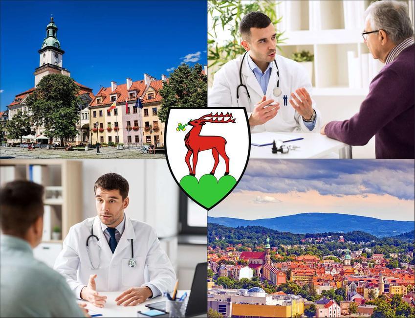 Jelenia Góra - cennik prywatnych wizyt u chirurga - sprawdź lokalne ceny
