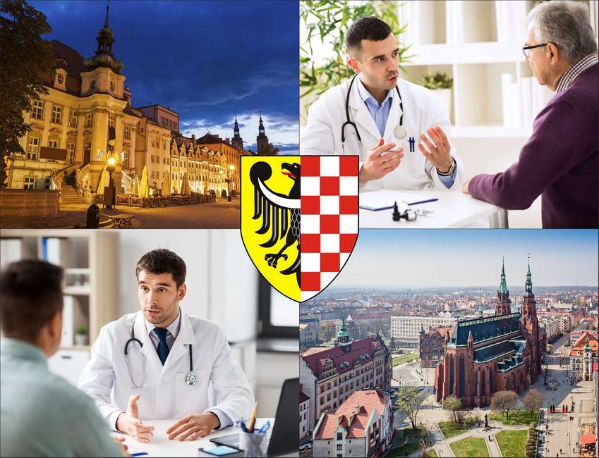Legnica - cennik prywatnych wizyt u chirurga - sprawdź lokalne ceny