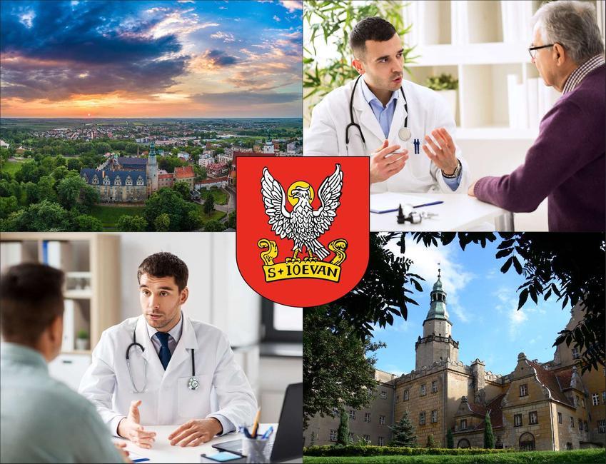 Oleśnica - cennik prywatnych wizyt u chirurga - sprawdź lokalne ceny