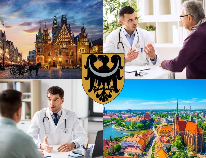 Wrocław - cennik prywatnych wizyt u chirurga - sprawdź lokalne ceny