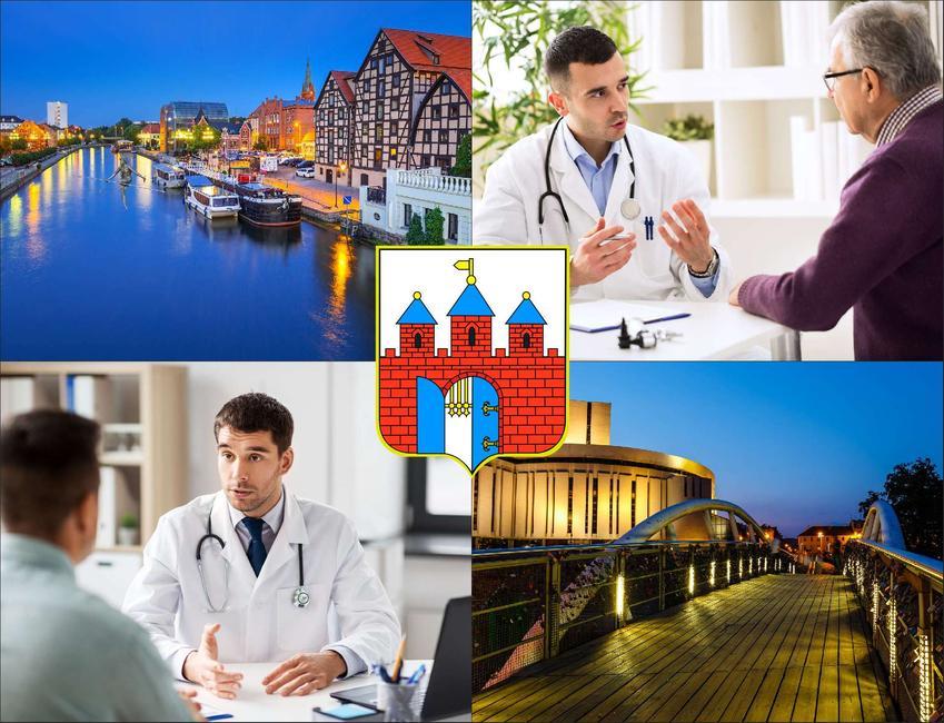 Bydgoszcz - cennik prywatnych wizyt u chirurga - sprawdź lokalne ceny