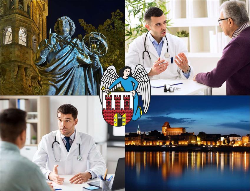 Toruń - cennik prywatnych wizyt u chirurga - sprawdź lokalne ceny