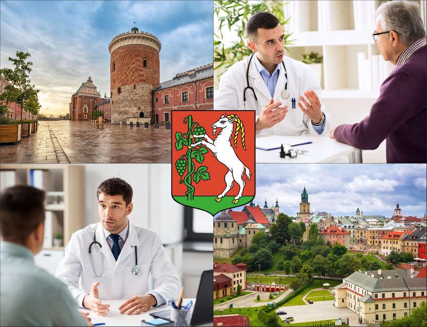 Lublin - cennik prywatnych wizyt u chirurga - sprawdź lokalne ceny