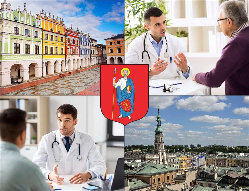 Zamość - cennik prywatnych wizyt u chirurga - sprawdź lokalne ceny
