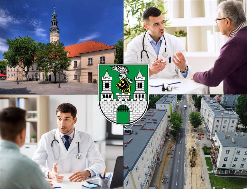 Zielona Góra - cennik prywatnych wizyt u chirurga - sprawdź lokalne ceny