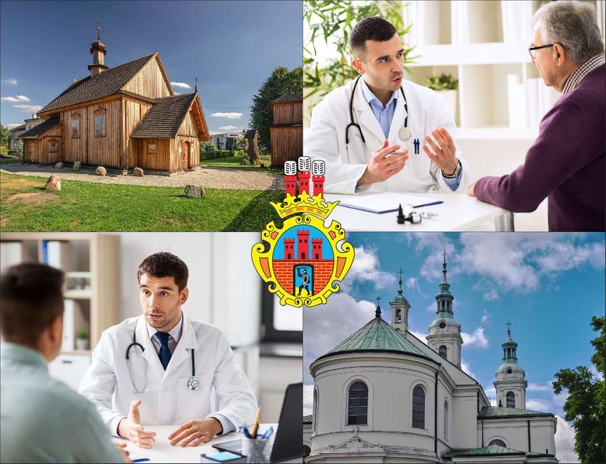 Radomsko - cennik prywatnych wizyt u chirurga - sprawdź lokalne ceny