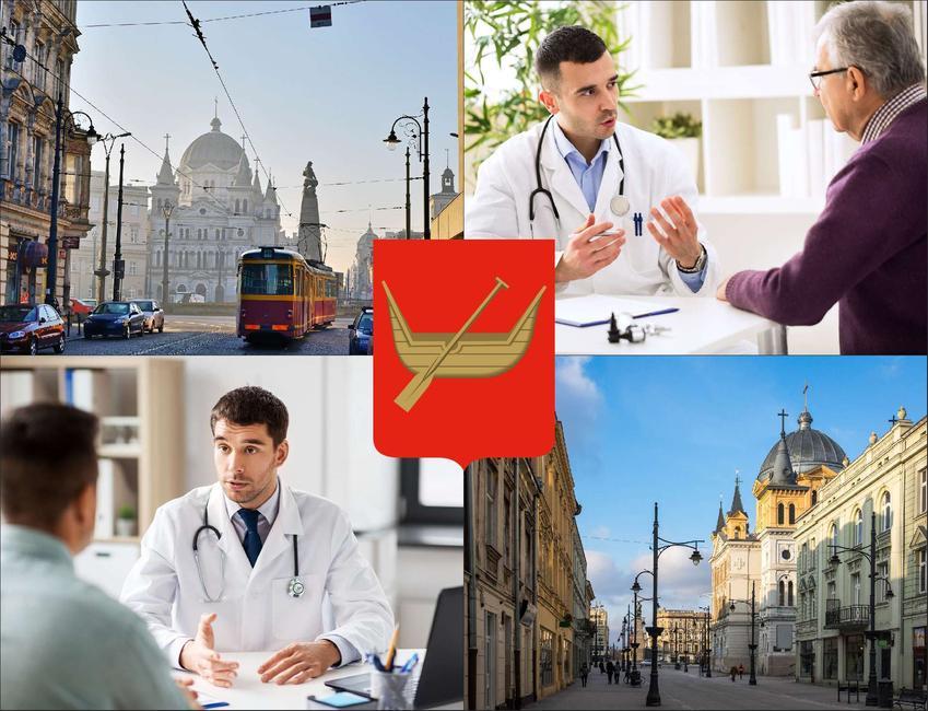 Łódź - cennik prywatnych wizyt u chirurga - sprawdź lokalne ceny