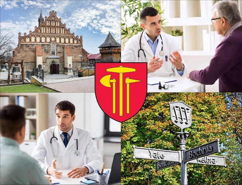 Bochnia - cennik prywatnych wizyt u chirurga - sprawdź lokalne ceny