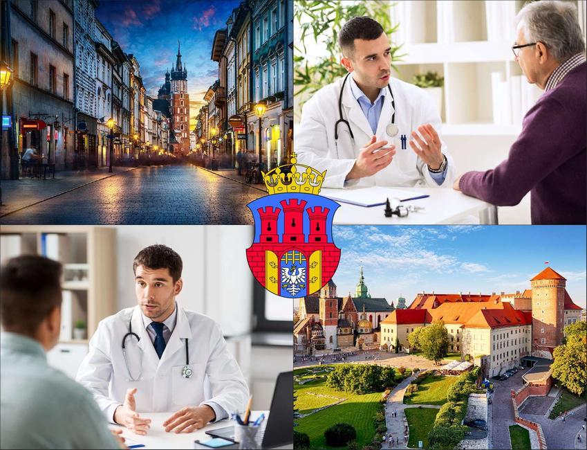 Kraków - cennik prywatnych wizyt u chirurga - sprawdź lokalne ceny