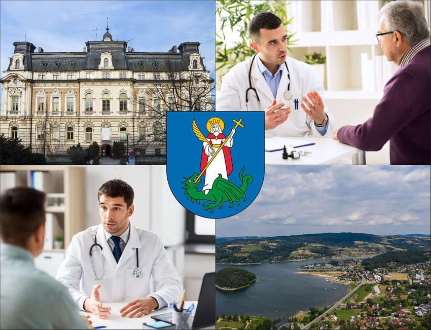 Nowy Sącz - cennik prywatnych wizyt u chirurga - sprawdź lokalne ceny
