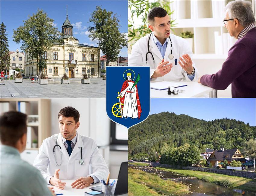 Nowy Targ - cennik prywatnych wizyt u chirurga - sprawdź lokalne ceny