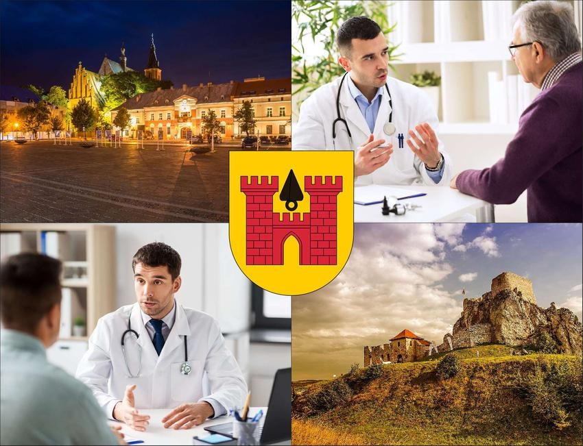 Olkusz - cennik prywatnych wizyt u chirurga - sprawdź lokalne ceny