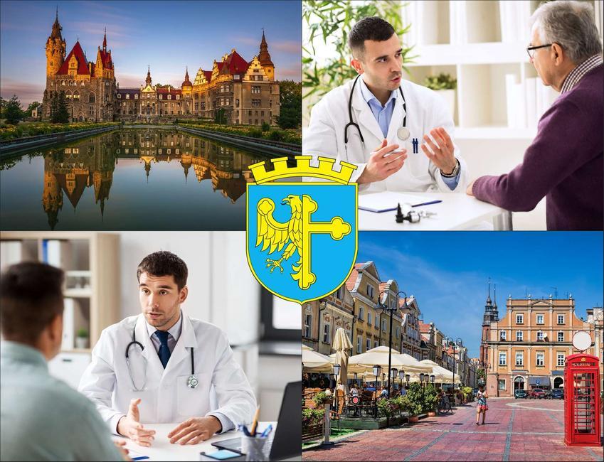 Opole - cennik prywatnych wizyt u chirurga - sprawdź lokalne ceny