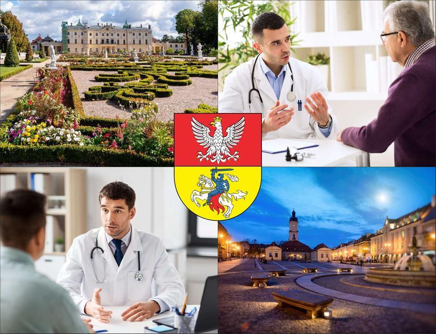 Białystok - cennik prywatnych wizyt u chirurga - sprawdź lokalne ceny