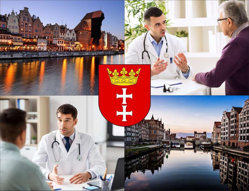 Gdańsk - cennik prywatnych wizyt u chirurga - sprawdź lokalne ceny