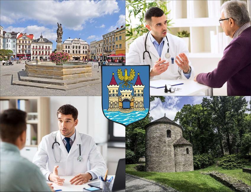 Cieszyn - cennik prywatnych wizyt u chirurga - sprawdź lokalne ceny