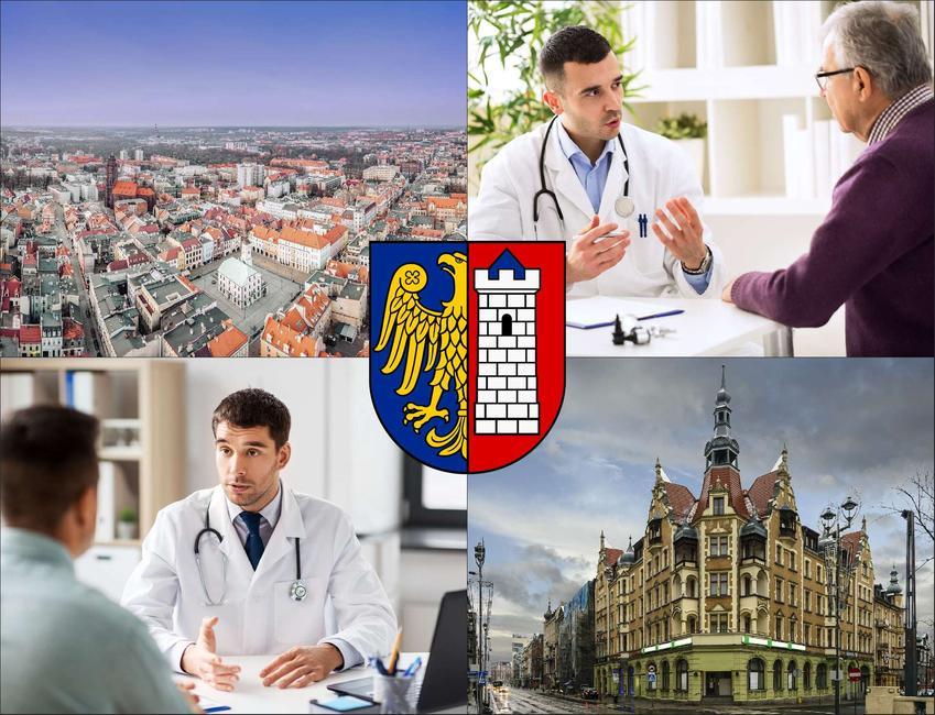 Gliwice - cennik prywatnych wizyt u chirurga - sprawdź lokalne ceny