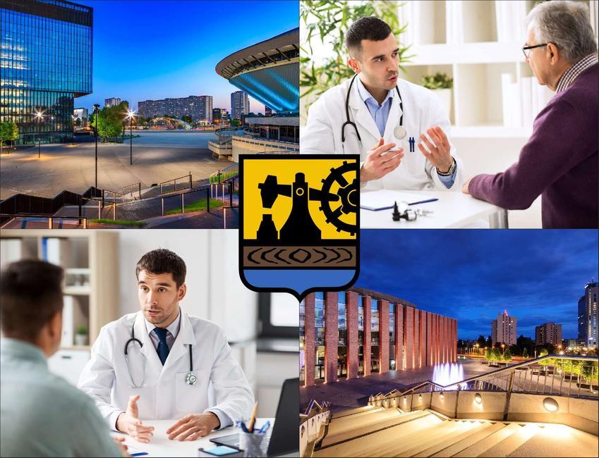 Katowice - cennik prywatnych wizyt u chirurga - sprawdź lokalne ceny
