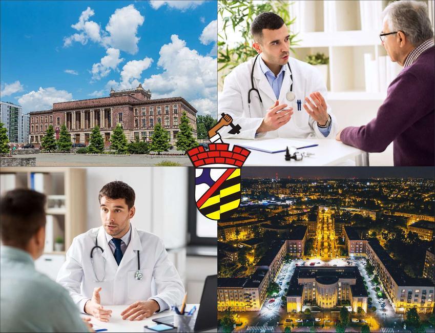 Sosnowiec - cennik prywatnych wizyt u chirurga - sprawdź lokalne ceny