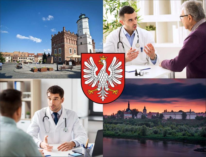 Sandomierz - cennik prywatnych wizyt u chirurga - sprawdź lokalne ceny
