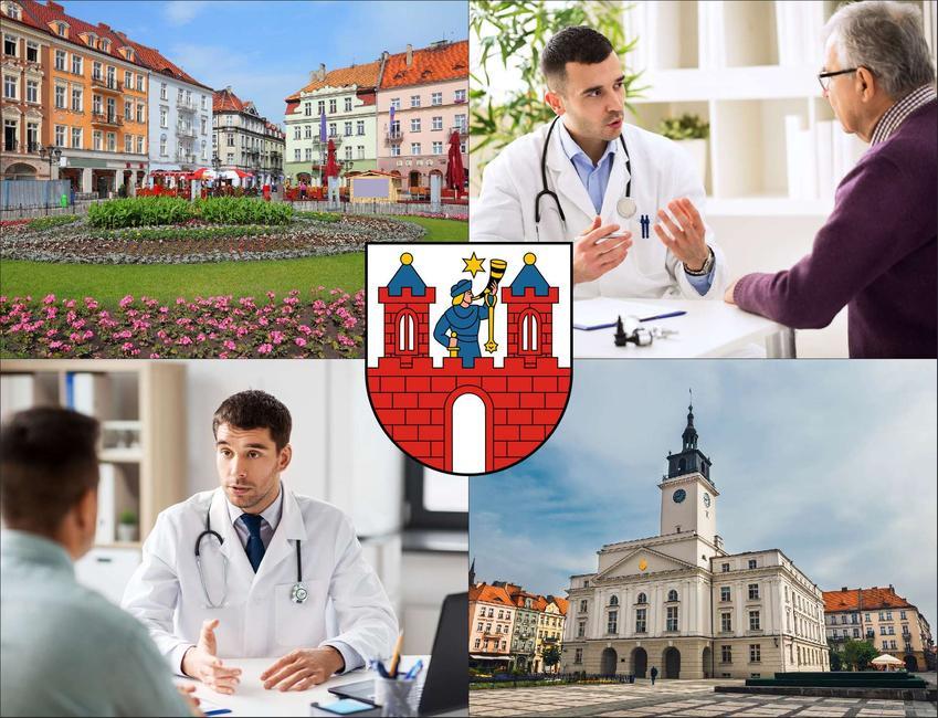 Kalisz - cennik prywatnych wizyt u chirurga - sprawdź lokalne ceny
