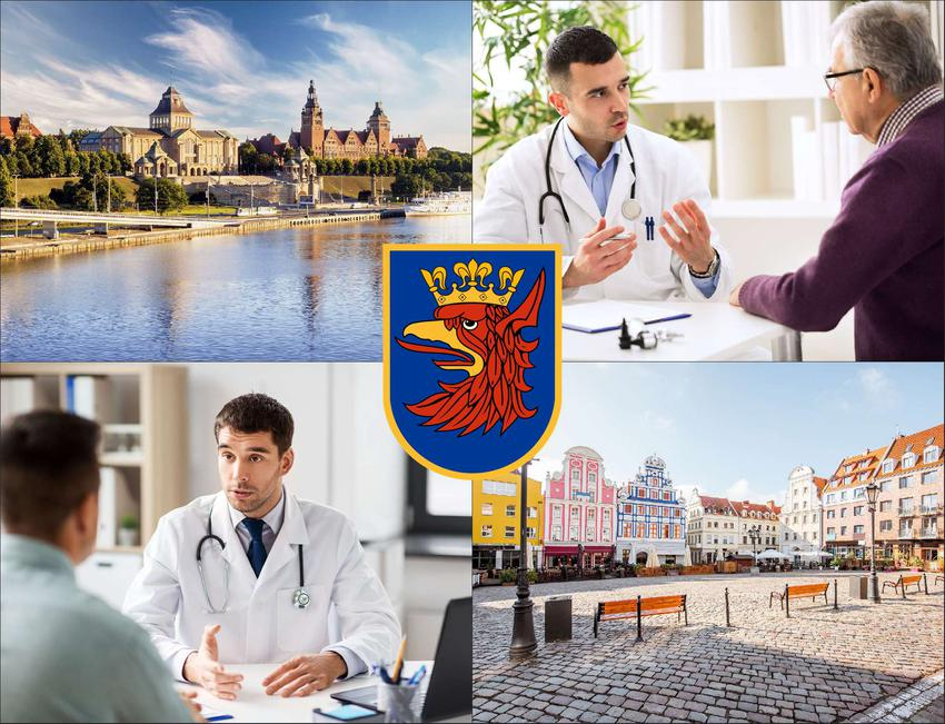 Szczecin - cennik prywatnych wizyt u chirurga - sprawdź lokalne ceny