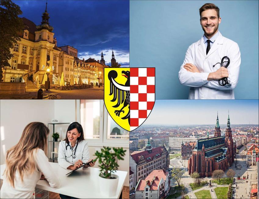 Legnica - cennik prywatnych wizyt u okulisty - sprawdź lokalne ceny optyków