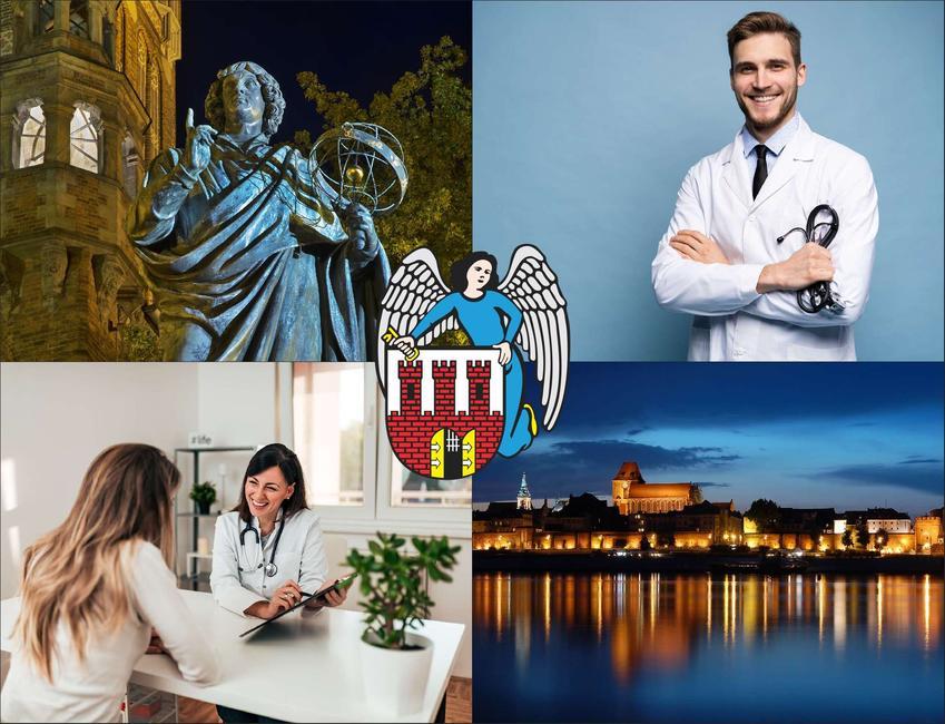 Toruń - cennik prywatnych wizyt u okulisty - sprawdź lokalne ceny optyków