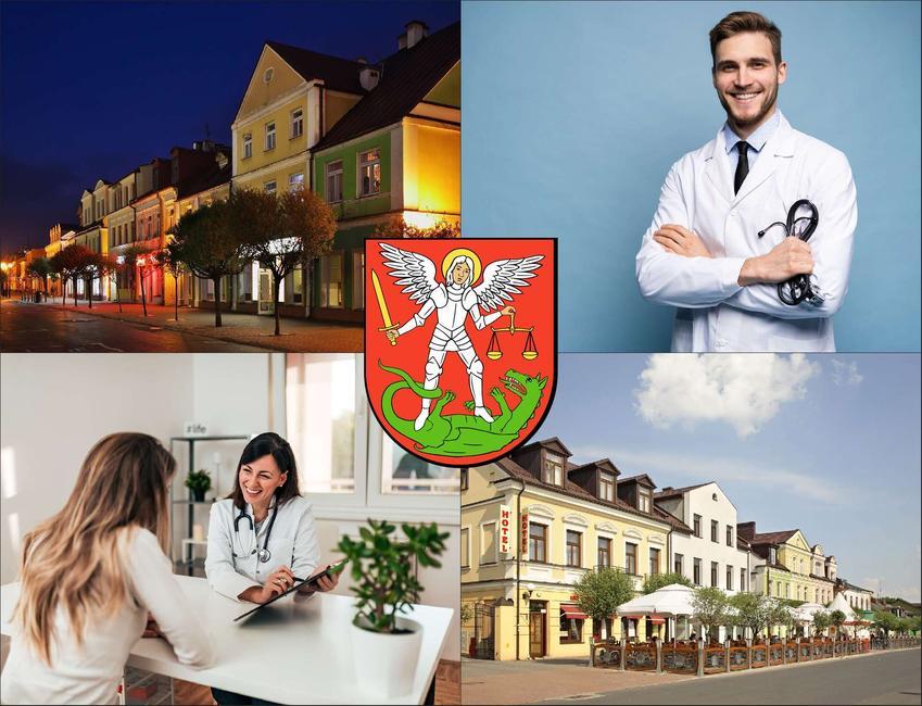 Biała Podlaska - cennik prywatnych wizyt u okulisty - sprawdź lokalne ceny optyków